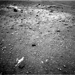 Nasa's Mars rover Curiosity acquired this image using its Left Navigation Camera on Sol 967, at drive 462, site number 47