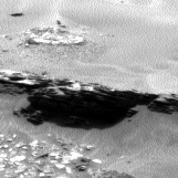 Nasa's Mars rover Curiosity acquired this image using its Left Navigation Camera on Sol 967, at drive 468, site number 47