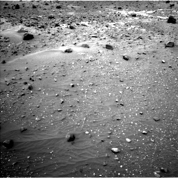 Nasa's Mars rover Curiosity acquired this image using its Left Navigation Camera on Sol 967, at drive 498, site number 47