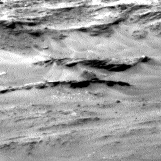 Nasa's Mars rover Curiosity acquired this image using its Right Navigation Camera on Sol 967, at drive 18, site number 47
