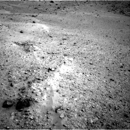 Nasa's Mars rover Curiosity acquired this image using its Right Navigation Camera on Sol 967, at drive 54, site number 47