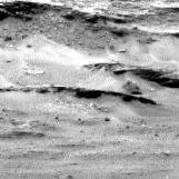 Nasa's Mars rover Curiosity acquired this image using its Right Navigation Camera on Sol 967, at drive 162, site number 47