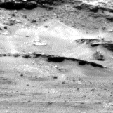 Nasa's Mars rover Curiosity acquired this image using its Right Navigation Camera on Sol 967, at drive 270, site number 47