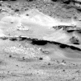 Nasa's Mars rover Curiosity acquired this image using its Right Navigation Camera on Sol 967, at drive 306, site number 47