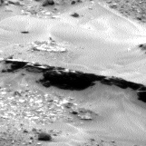 Nasa's Mars rover Curiosity acquired this image using its Right Navigation Camera on Sol 967, at drive 396, site number 47