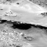 Nasa's Mars rover Curiosity acquired this image using its Right Navigation Camera on Sol 967, at drive 402, site number 47