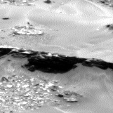 Nasa's Mars rover Curiosity acquired this image using its Right Navigation Camera on Sol 967, at drive 432, site number 47