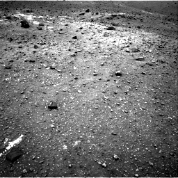 Nasa's Mars rover Curiosity acquired this image using its Right Navigation Camera on Sol 967, at drive 462, site number 47