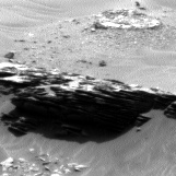 Nasa's Mars rover Curiosity acquired this image using its Right Navigation Camera on Sol 967, at drive 498, site number 47