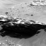 Nasa's Mars rover Curiosity acquired this image using its Right Navigation Camera on Sol 967, at drive 504, site number 47
