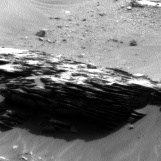 Nasa's Mars rover Curiosity acquired this image using its Right Navigation Camera on Sol 967, at drive 510, site number 47