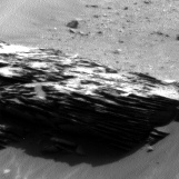 Nasa's Mars rover Curiosity acquired this image using its Right Navigation Camera on Sol 967, at drive 516, site number 47