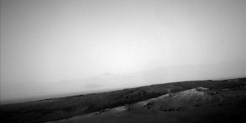 Nasa's Mars rover Curiosity acquired this image using its Left Navigation Camera on Sol 968, at drive 522, site number 47
