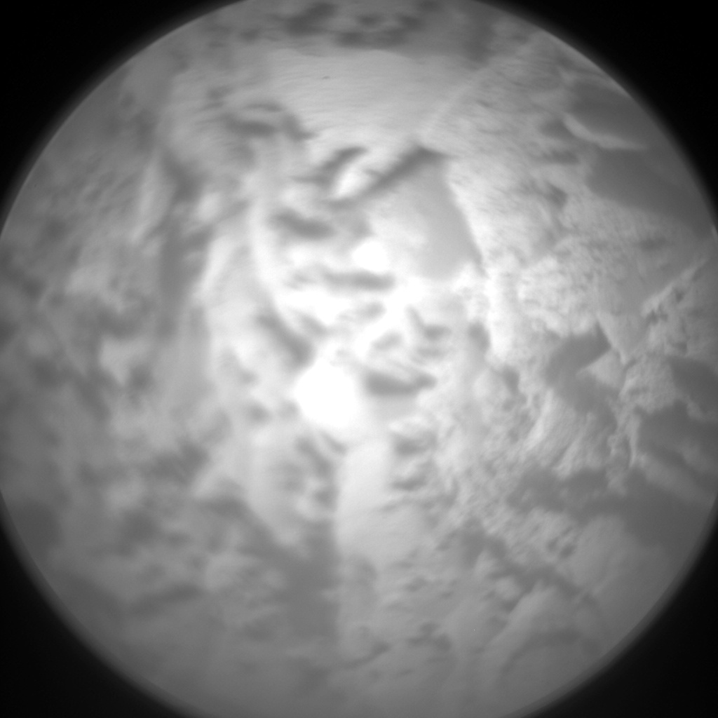 Nasa's Mars rover Curiosity acquired this image using its Chemistry & Camera (ChemCam) on Sol 971, at drive 522, site number 47