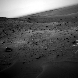 Nasa's Mars rover Curiosity acquired this image using its Left Navigation Camera on Sol 971, at drive 582, site number 47