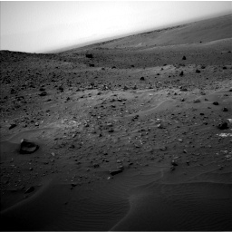 Nasa's Mars rover Curiosity acquired this image using its Left Navigation Camera on Sol 971, at drive 598, site number 47