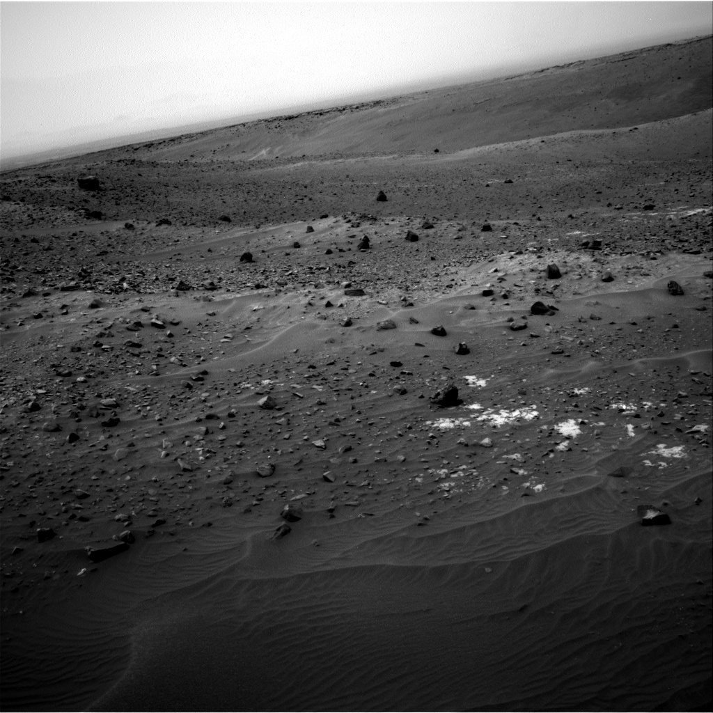 Nasa's Mars rover Curiosity acquired this image using its Right Navigation Camera on Sol 971, at drive 598, site number 47