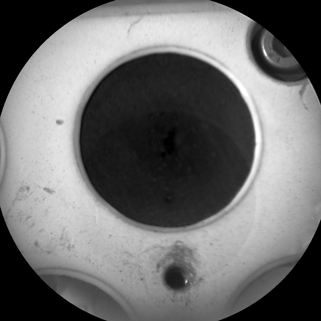 Nasa's Mars rover Curiosity acquired this image using its Chemistry & Camera (ChemCam) on Sol 972, at drive 598, site number 47