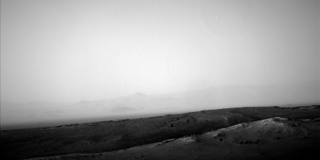 Nasa's Mars rover Curiosity acquired this image using its Left Navigation Camera on Sol 973, at drive 598, site number 47