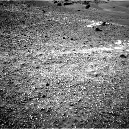 Nasa's Mars rover Curiosity acquired this image using its Left Navigation Camera on Sol 976, at drive 736, site number 47