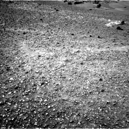 Nasa's Mars rover Curiosity acquired this image using its Left Navigation Camera on Sol 976, at drive 742, site number 47