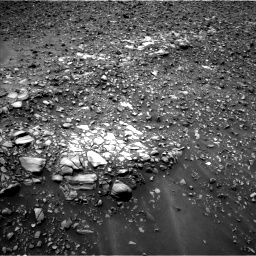 Nasa's Mars rover Curiosity acquired this image using its Left Navigation Camera on Sol 976, at drive 820, site number 47