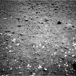 Nasa's Mars rover Curiosity acquired this image using its Left Navigation Camera on Sol 976, at drive 1030, site number 47