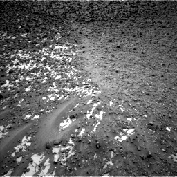 Nasa's Mars rover Curiosity acquired this image using its Left Navigation Camera on Sol 976, at drive 1102, site number 47
