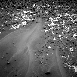 Nasa's Mars rover Curiosity acquired this image using its Left Navigation Camera on Sol 976, at drive 1126, site number 47