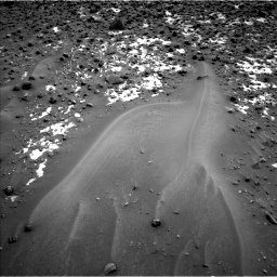 Nasa's Mars rover Curiosity acquired this image using its Left Navigation Camera on Sol 976, at drive 1132, site number 47
