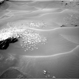 Nasa's Mars rover Curiosity acquired this image using its Right Navigation Camera on Sol 976, at drive 616, site number 47