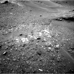 Nasa's Mars rover Curiosity acquired this image using its Right Navigation Camera on Sol 976, at drive 688, site number 47
