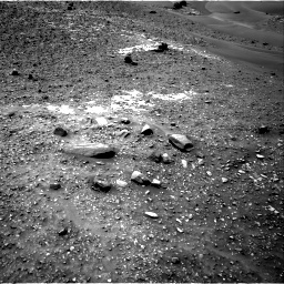 Nasa's Mars rover Curiosity acquired this image using its Right Navigation Camera on Sol 976, at drive 712, site number 47