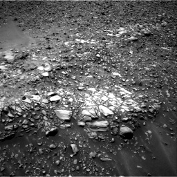 Nasa's Mars rover Curiosity acquired this image using its Right Navigation Camera on Sol 976, at drive 826, site number 47