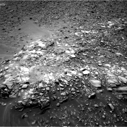 Nasa's Mars rover Curiosity acquired this image using its Right Navigation Camera on Sol 976, at drive 832, site number 47