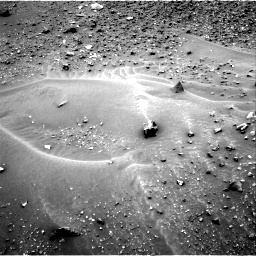 Nasa's Mars rover Curiosity acquired this image using its Right Navigation Camera on Sol 976, at drive 850, site number 47