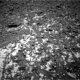 Nasa's Mars rover Curiosity acquired this image using its Right Navigation Camera on Sol 976, at drive 952, site number 47