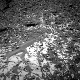 Nasa's Mars rover Curiosity acquired this image using its Right Navigation Camera on Sol 976, at drive 958, site number 47