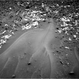 Nasa's Mars rover Curiosity acquired this image using its Right Navigation Camera on Sol 976, at drive 1132, site number 47