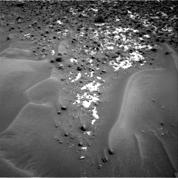 Nasa's Mars rover Curiosity acquired this image using its Right Navigation Camera on Sol 976, at drive 1144, site number 47