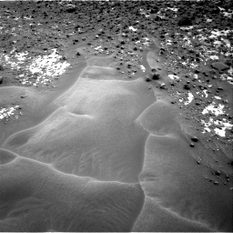 Nasa's Mars rover Curiosity acquired this image using its Right Navigation Camera on Sol 976, at drive 1150, site number 47