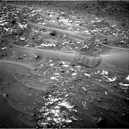 Nasa's Mars rover Curiosity acquired this image using its Right Navigation Camera on Sol 978, at drive 1178, site number 47