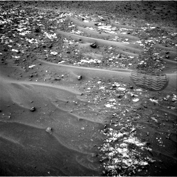 Nasa's Mars rover Curiosity acquired this image using its Right Navigation Camera on Sol 978, at drive 1184, site number 47
