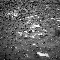 Nasa's Mars rover Curiosity acquired this image using its Left Navigation Camera on Sol 981, at drive 1350, site number 47