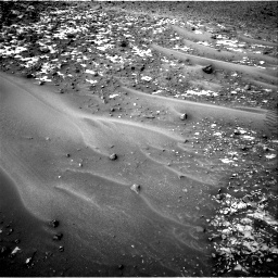 Nasa's Mars rover Curiosity acquired this image using its Right Navigation Camera on Sol 981, at drive 1212, site number 47