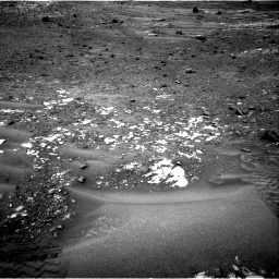 Nasa's Mars rover Curiosity acquired this image using its Right Navigation Camera on Sol 981, at drive 1260, site number 47