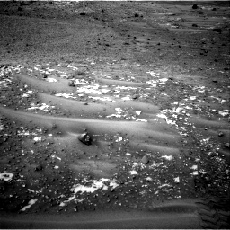 Nasa's Mars rover Curiosity acquired this image using its Right Navigation Camera on Sol 981, at drive 1272, site number 47