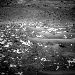 Nasa's Mars rover Curiosity acquired this image using its Right Navigation Camera on Sol 981, at drive 1290, site number 47