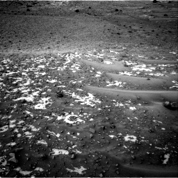 Nasa's Mars rover Curiosity acquired this image using its Right Navigation Camera on Sol 981, at drive 1296, site number 47