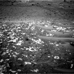 Nasa's Mars rover Curiosity acquired this image using its Right Navigation Camera on Sol 981, at drive 1302, site number 47